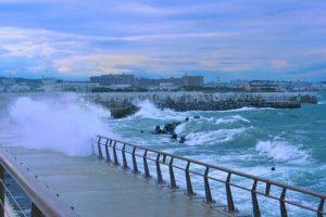 日本の台風の名前の由来や理由