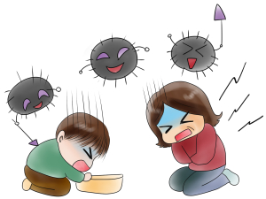 ノロウイルス 予防 対策 家庭 消毒 スプレー 手洗い 職場
