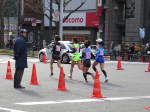 大阪国際女子マラソン おすすめ 観戦場所 応援場所 観戦ポイント 応援ポイント