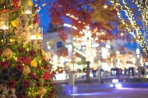 クリスマスランチ 大阪