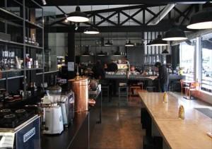 ニュージーランド カフェ
