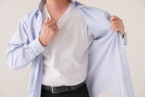 脇汗 対策 インナー メンズ おすすめ 口コミ