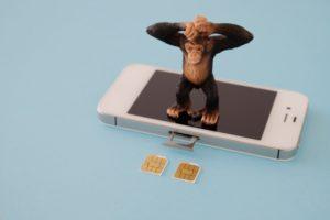 格安SIM 短期間 一時帰国 音声 通話 プリペイドSIM