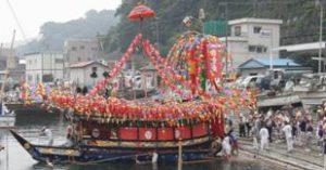貴船祭 開催日程 混雑
