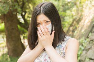 花粉症 風邪 症状 咳 熱 喉
