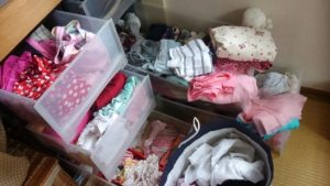 衣替え コツ 収納 子供服 洗濯