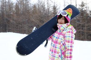 スキー場のバイト募集の体験談