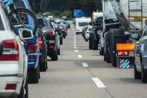 ジアウトレットの渋滞・混雑