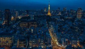 東京タワーの天の川イルミネーションの口コミ